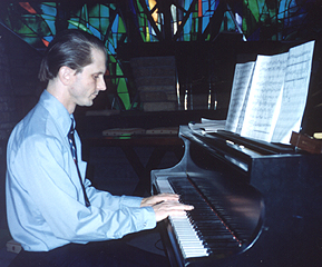 Peter Blauvelt, Composer & Pianist